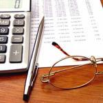 تابلو اعلانات حسابداری